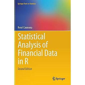 Statistische analyse van financiële gegevens in R door Rene Carmona