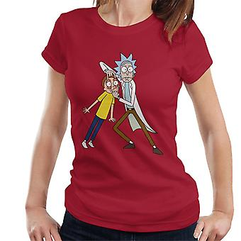 Rick and Morty Look Morty Women's T-Shirt