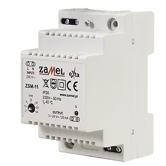 Schienenstabilisierte Stromversorgung 3-24V 12V DC ZSM-11 ZSM-12