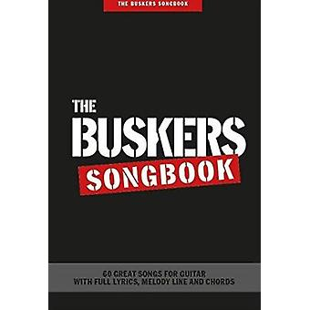 The Buskers Songbook - 9781785580543 Book