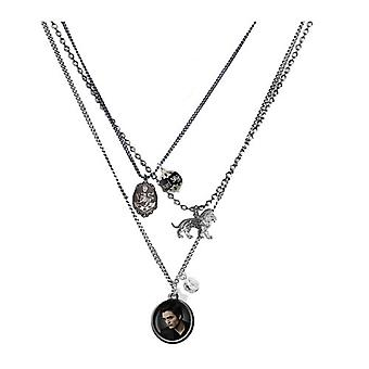 Twilight New Moon Jewellery Charm Necklace Trip Chn (Edward)