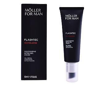 Anne Möller Pour Homme Hydratační detoxikační gelový krém 50 ml pro muže