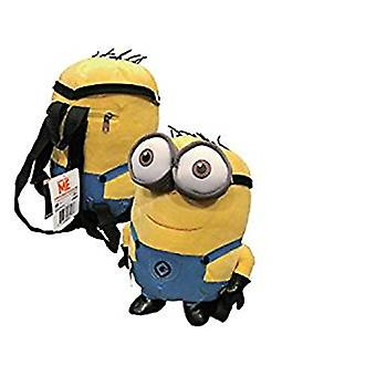 Plush Backpack - Despicable Me - Minions 2-eyes Jerry New 81533