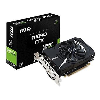 Grafikkort gaming MSI 912-V809-2608 NVIDIA GTX 1050 4 GB