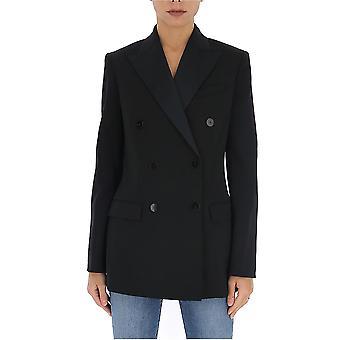 Theory J1005101001 Women's Black Polyester Blazer