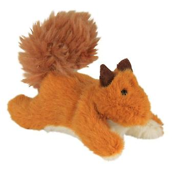 Trixie With Catnip Squirrel, Plush 9 Inch (Cats , Toys , Plush & Feather Toys)