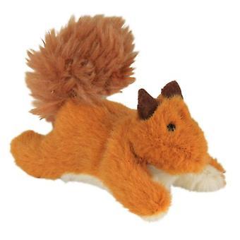 Trixie med KATTMYNTA ekorre, plysch 9 tum (katter, leksaker, plysch & fjäder leksaker)