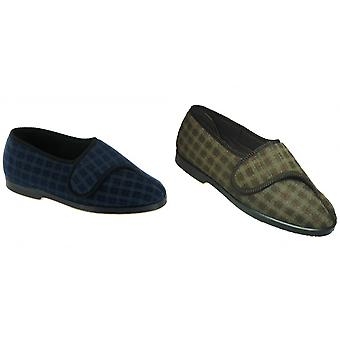 GBS Hamish Touch petite botte de fixation / Slippers Mens / Mens Bootee