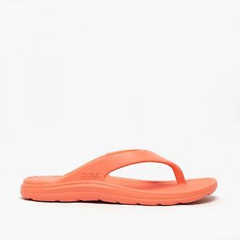Totes Sol Bounce 0350 Ladies Everywear Flip Flops Coral