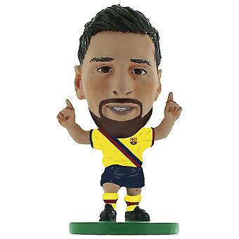 FC Barcelona SoccerStarz Messi Figure