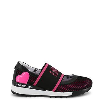 Love Moschino Original Women Spring/Summer Sneakers - Black Color 33780