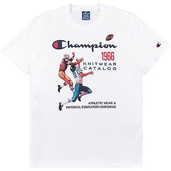 Mester menn t-skjorte crewneck 214345