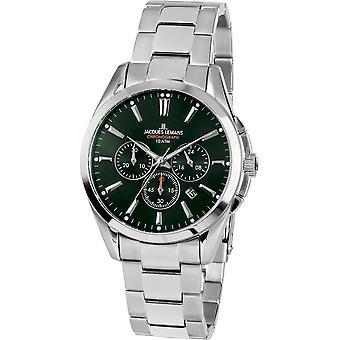 Jacques Lemans - Wristwatch - Men - Derby - Classic - 1-1945F