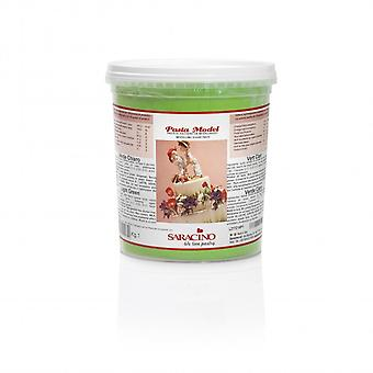 Cola de modelagem saracino - Luz Verde 1kg - pacote bulk de 6