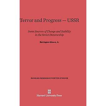 Terror and Progress  USSR by Moore & Jr. & Barrington