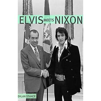 Elvis Meets Nixon A Brief Look at the Oddly True Account of Elvis Presleys Visit to the While House by Stance & Dylan