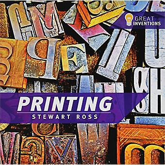 Printing by Stewart Ross - 9781783881383 Book