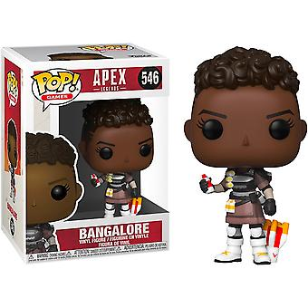 Apex Legends Bangalore Pop! Vinyl