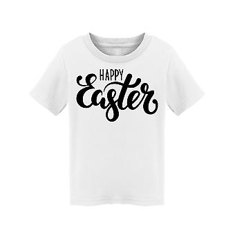 Happy Easter. Cool Lettering Tee Toddler's -Image by Shutterstock