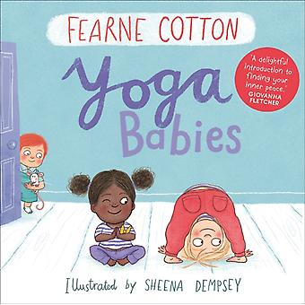 Yoga Babies by Cotton & Fearne
