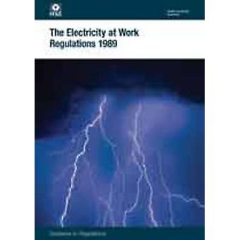 The Electricity at Work Regulations 1989 by HSE - 9780717666362 Book