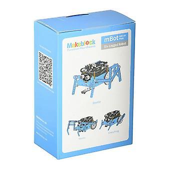Pack of Legs for Educational Robot Makeblock Blue