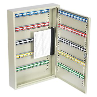 Sealey Skc100 Key Cabinet 100 Key Capacity