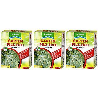 Sparset: 3 x DR. STÄHLER Polyram WG Garden Mushroom-Free, 60 g