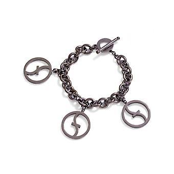 ZOPPINI Feelings Black Charm Bracelet