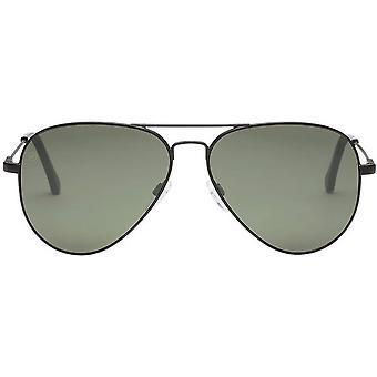 Electric California AV1 Sunglasses - Matte Black/Grey