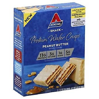 Atkins Snack Protein Wafer Chips Peanut Butter