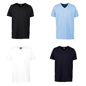ID Herre Pro Wear Care V-Neck T-shirt
