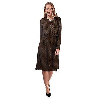 Women's Only Nova Lux Miranda Shirt Dress in Black