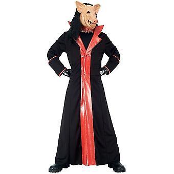 Saw Pig Adult Coat