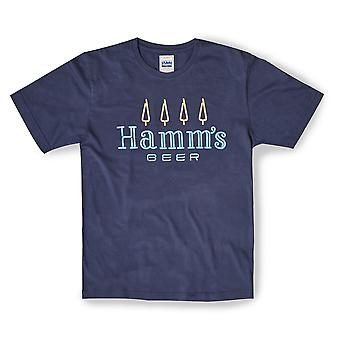 Hamm's Beer Tree Sign Logo T-Shirt