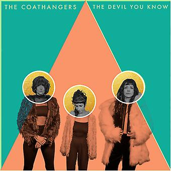 The Devil You Know [CD] USA import