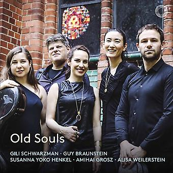 Old Souls [CD] USA import