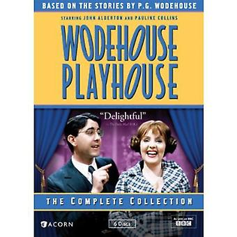 Wodehouse Playhouse: The Complete Collection [DVD] USA import