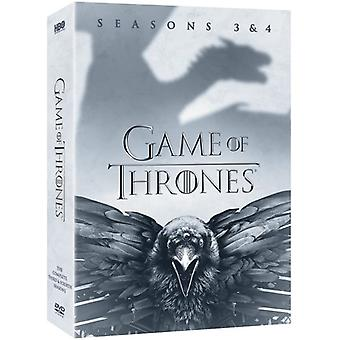 Game of Thrones: Season 3 - 4 [DVD] USA import