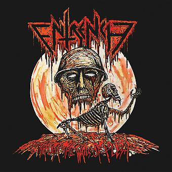 Entrench - Through the Walls of Flesh [CD] USA import
