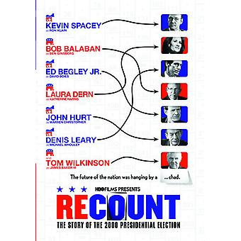 Recount [DVD] USA import