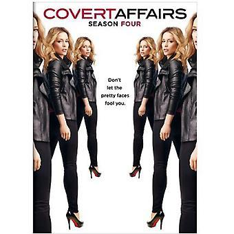 Covert Affairs: Saison 4 [DVD] USA import