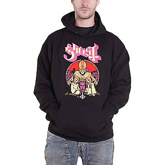 Ghost Hoodie Unholy Disciples Band Logo new Official Mens Black Pullover