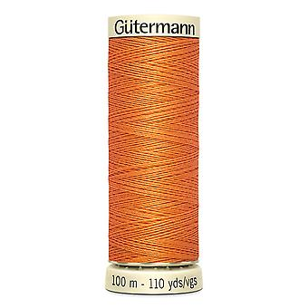 Gutermann Sew-all 100% Polyester Thread 100m Hand and Machine Colour Code  - 285