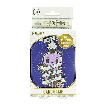 Evitare di sapere chi ha concesso in licenza Harry Potter Family Card Gioco