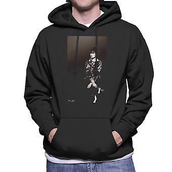 Siouxsie And The Banshees in Manchester Apollo 1980 Men's Sweatshirt mit Kapuze