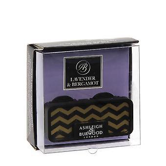Ashleigh & Burwood Car Air Freshener for Cars and Campers Lavender & Bergamot