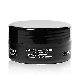 Alfaparf Blends Of Many Matte Paste 75 Ml For Women