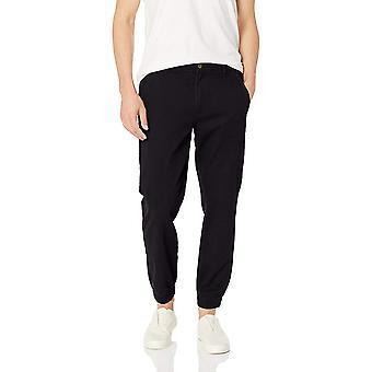 Essentials Men's Slim-Fit Jogger Pant, Negro, XX-Grande