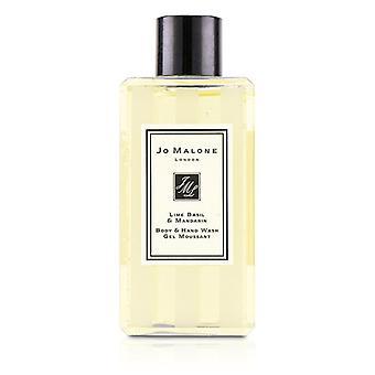 Jo Malone Lime basilicum & Mandarin Body & Hand wassen 100ml/3.4 oz